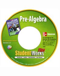 Pre-Algebra, StudentWorks Plus DVD