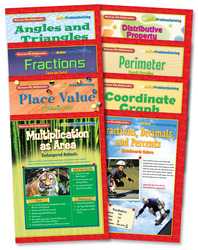 McGraw-Hill Mathematics, Active Problem Solving for Differentiated Instruction, Level 1