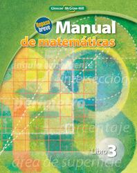 Quick Review Math Handbook, Book 3, Spanish Student Edition