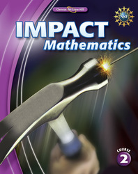 IMPACT Mathematics, Course 2, Chapter Resource Masters Package