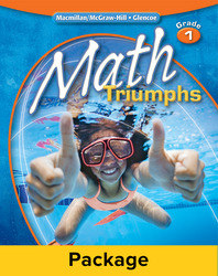 Math Triumphs, Grade 1, Classroom Intervention Kit
