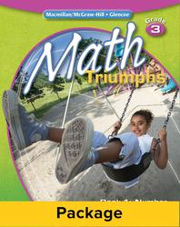 Math Triumphs, Grade 3, Classroom Intervention Kit