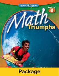 Math Triumphs, Grade 6, Classroom Intervention Kit