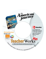 The American Journey, TeacherWorks Plus DVD