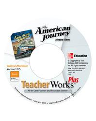The American Journey, Modern Times, TeacherWorks Plus DVD