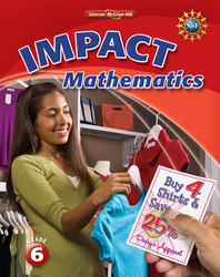 IMPACT Mathematics Companion, Grade 6 Teacher Guide Package