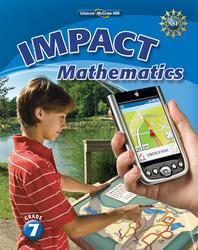 IMPACT Mathematics Companion, Grade 7 Teacher Guide Package