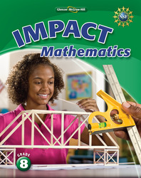 IMPACT Mathematics Companion, Grade 8 Teacher Guide Package