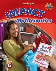 IMPACT Mathematics, Grade 6 Student Edition