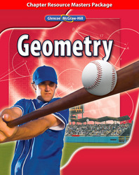 Geometry, Chapter Resource Masters Package