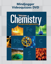 Chemistry: Concepts & Applications, Mindjogger Videoquizzes DVD