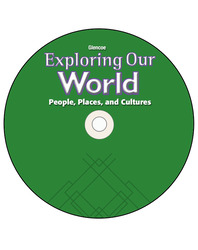 Exploring Our World: Eastern Hemisphere, Presentation Plus! with MindJogger Checkpoint CD-ROM