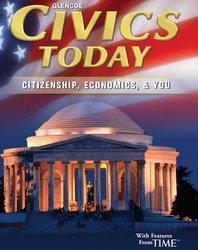 Civics Today: Citizenship, Economics, & You, StudentWorks Plus Online, 1-year subscription