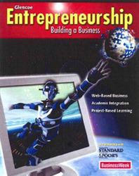 Entrepreneurship: Building a Business, Academic Integration Student Activity Workbook, Teacher Annotated Edition