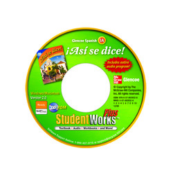 ¡Así se dice! Level 1A, StudentWorks CD-ROM