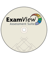 Glencoe Earth & Space iScience, Grade 6, ExamView® Assessment Suite CD-ROM