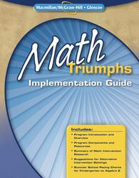 Math Triumphs Implementation Guide