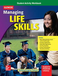 Managing Life Skills, Student Activity Workbook