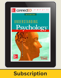 Understanding Psychology, Online Student Edition, 1-Year Subscription