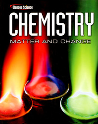 Chemistry: Matter & Change, eStudent Edition, 1-year subscription (without purchase of Student Edition)