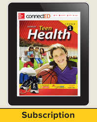 Teen Health 2009, Course 1 Online Student Edition, 1 year subscription