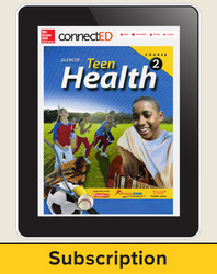 Teen Health 2009, Course 2 Online Student Edition, 1 year subscription