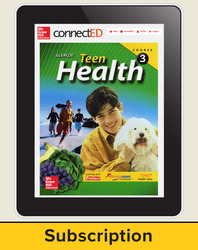 Teen Health 2009, Course 3 Online Student Edition, 1 year subscription