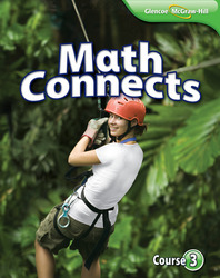 Math Connects, Course 3 Student Edition