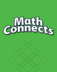 Math Connects, Course 3, Rational Numbers and Percent, Chapter Resource Masters