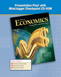 Economics: Principles and Practices, Presentation Plus! with MindJogger Checkpoint CD-ROM