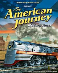 The American Journey: Modern Times, Teacher Wraparound Edition