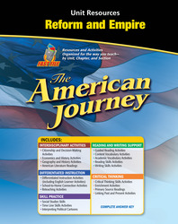 The American Journey, Reform and Empire Resource Book