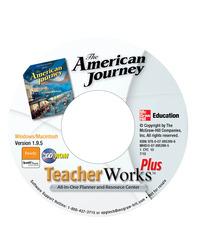 The American Journey, TeacherWorks Plus CD-ROM