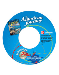 The American Journey, Presentation Plus with MindJogger Checkpoint CD-ROM