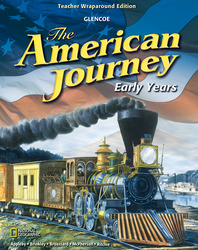 The American Journey: Early Years, Teacher Wraparound Edition