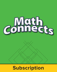 Math Connects, Course 3, eStudent Edition Online, 1-year subscription