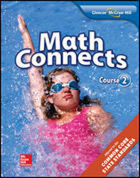 Math Connects, Course 2, eStudentEdition CD-ROM