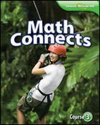 Math Connects, Course 3, eStudentEdition CD-ROM