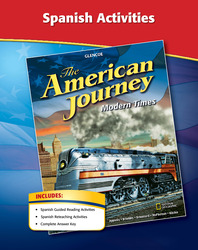 The American Journey: Modern Times, Spanish Activities