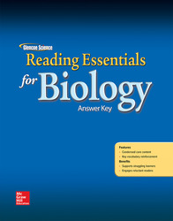 Glencoe Biology, Reading Essentials, Answer Key