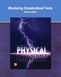 Physical Science, Mastering Standardized Tests, Student Edition