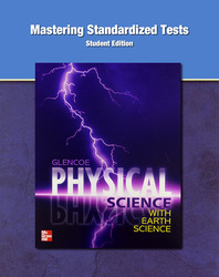 Physical Science with Earth Science, Mastering Standardized Tests, Student Edition