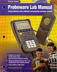 Physical Science, Probeware Lab Manual