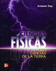 Physical Science with Earth Science, Spanish Reading Essentials Answer Key