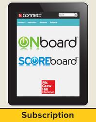 AP Environmental Science, ONboard (v2) with SCOREboard (v2) Digital Bundle, 6-year subscription