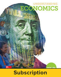 Understanding Economics, Student Learning Center, 7-year subscription