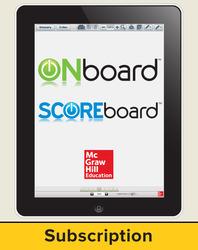 AP Biology ONboard (v2) with SCOREboard (v2) Digital Bundle, 6-year subscription