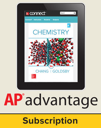 Chang, Chemistry, 2016, 12e, Student AP advantage Digital Bundle (ONboard(v2), Connect, SCOREboard(v2)), 1-year subscription