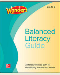 Wonders Balanced Literacy Grade 2 Unit 5 Student Edition
