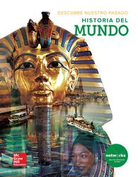 Discovering Our Past: A History of the World, Spanish Student Edition